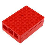 Практичный ABS защитный корпус для Raspberry Pi Красный
