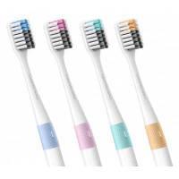 DOCTOR·B Зубная щетка глубокой очистки-4 шт. Белый