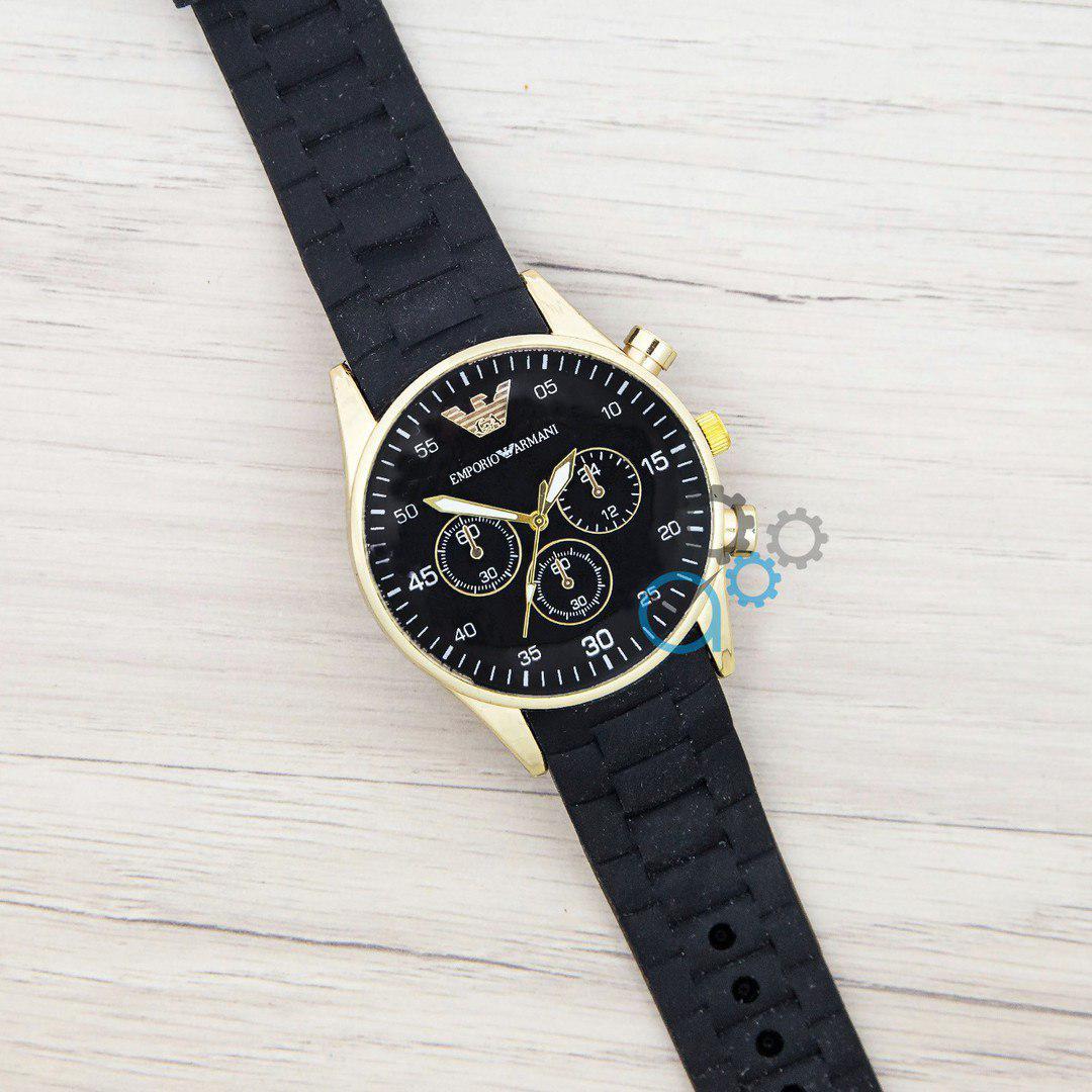 Кварцевые часы Emporio Armani Silicone