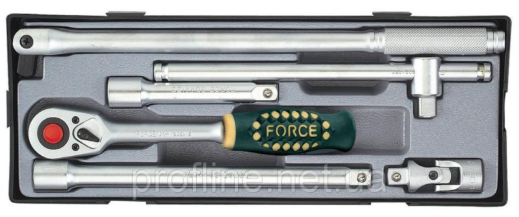 Набор инструмента 6 ед. Force T40612 F, фото 2
