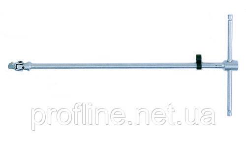 """Подовжувач шарнірний 3/8"""" Т-обр. L=600 мм Force 8043600U F, фото 2"""