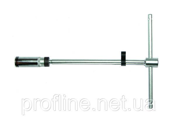 """Ключ свічний Т-подібний з шарніром 20,6 мм 3/8"""" Force 807350020.6 B F, фото 2"""
