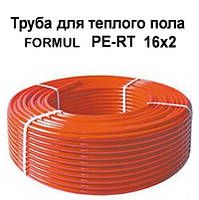Труба для теплого пола Formul PE-Xa d16х2мм (с кислородным барьером)