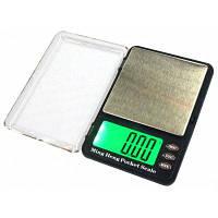МН-399 карманные 300г 2,2-дюймовый ЖК-цифровой ювелирные весы Чёрный