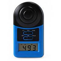 WHDZ LX1010A цифровой люксметр Синий и чёрный