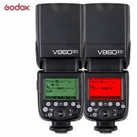 Godox V860IIC Беспроводная 2.4Ггц вспышка для камер Canon GVC-15528