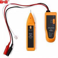WHDZ WH806C LAN телефонный кабель трекер Тонер Жёлтый