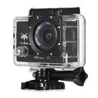 FuriBee Q6 WiFi 4K ультра HD экшн камера Чёрный