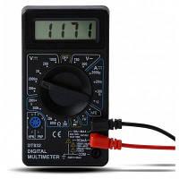 WHDZ DT832 тревожный полюс цифровой мультиметр Чёрный
