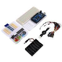 MEGA2560 R3 Начальный учебный комплект для Arduino Цветной