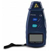 WHDZ цифровой тахометр DT2234A Тёмно-синий