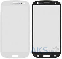 Стекло для Samsung Galaxy S3 I9300, I9305 Original White