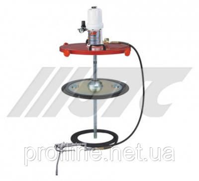 Установка для раздачи смазки с пневматическим приводом (200 л) 4254 JTC, фото 2