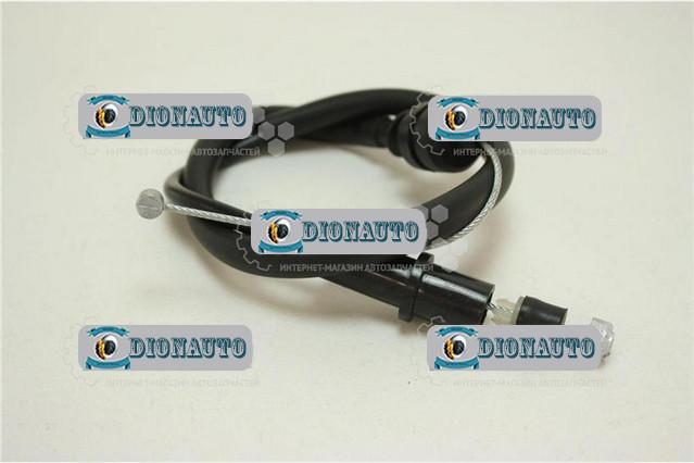 Трос газа (акселератора) Ланос 1,5 CRB Chevrolet Lanos (96182338)