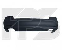 Задний бампер для Octavia A5 '05-13 '07-10 (FPS)
