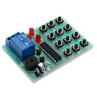 LDTR-A0003 модуль с электронным парольным замком для Arduino Цветной