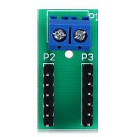 LDTR-A0004 терминальный модуль с клемами для соединения проводов Цветной