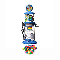 Kidsmania Gas Pump Candy Station Необычные конфеты сладкая бензоколонка (синяя)