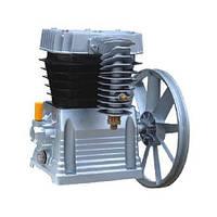 Компрессионный блок 2-х цилиндровый Н-образный большой, 500л/мин 4кВт Profline 2090Z