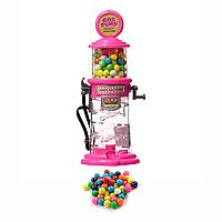 Kidsmania Gas Pump Candy Station Необычные конфеты сладкая бензоколонка (розовая)