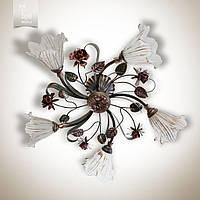 Люстра Цветок Розы 15655-cl140-pla39-cp008