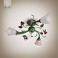 Люстра Цветок Розы 15633-cl140-pla25-cp029