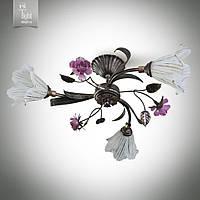 Люстра Цветок Розы 15633-cl283-pla39-cp008