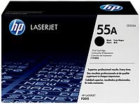 Картридж HP LaserJet CE255A/Х (первопроходец)  для LaserJet Enterprise P3015d/P3015dn/P3015x