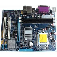 G31D2 Micro ATX LGA 775 Intel G4 двухканальная память DDR2 материнская плата Синий