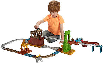 Thomas & Friends™ TrackMaster™ Scrapyard EscapeТомас і друзі Втеча зі звалища (Томас и Друзья Побег со свалки)
