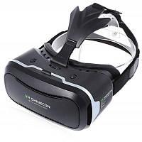 VR SHINECON II 3D очки для 4,7-6,2-дюймовых смартфонов Чёрный