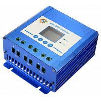 20A MPPT TFT Солнечный контроллер заряда Лазурный