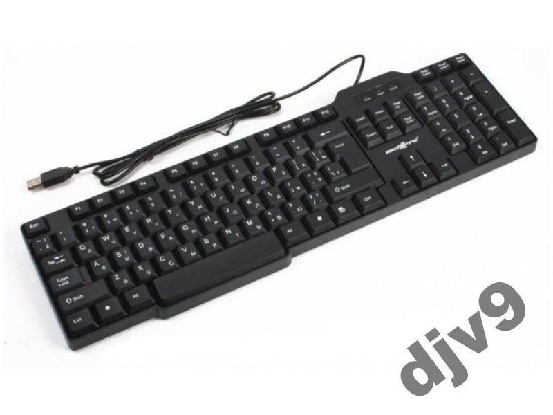 Клавиатура Maxxtro KB-111-U , USB
