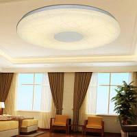 24 Вт 2400lm светодиодное простой круглой формы Потолочный светильник 220В Белый