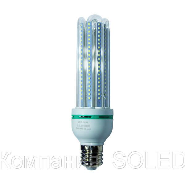 LED лампа 4U 23W E27 6500K 2370Lm