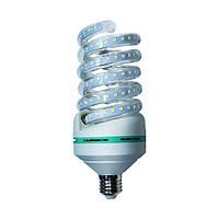 LED лампа 30W E40 6500K 2850Lm спираль