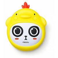 MEIZU портативная зарядка для телефона Жёлтый