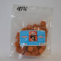 Лакомство для собак - чипсы мягкие куриные 0,5кг  (Heppy Snack GM67)