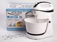 Миксер - тестомес Adler AD 4206 высокого качества. Удобный дизайн. Практичный миксер. Купить. Код: КДН2862
