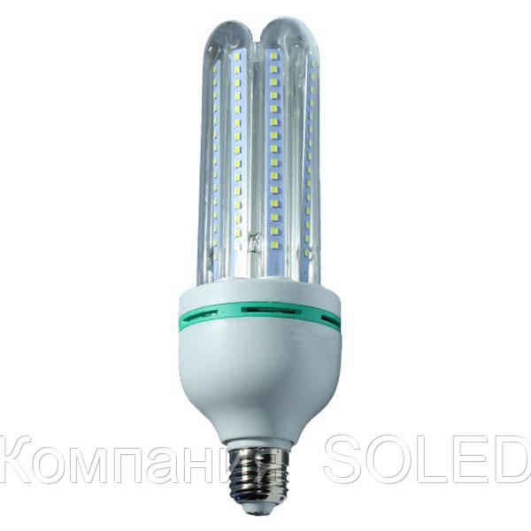 LED лампа 4U 20W E27 6500К 1700Lm