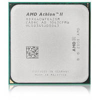 AMD Athlon II X4 640 3.0GHz AM3 четырехъядерный CPU процессор Серебристый