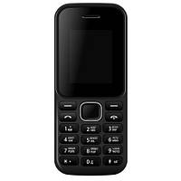 Мобильный телефон Bravis F180 Ring Black на 2 сим, micro SD