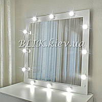 Гримерное (макияжное) зеркало Лада (90х90), фото 1