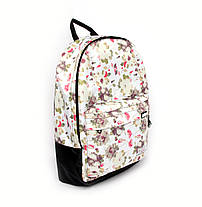 Рюкзак White Flowers, фото 2