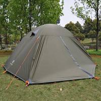 Hasky JK-118 палатка для кемпинга Зеленый армейский