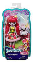 Кукла Карина Коала Энчантималс 15 см  MattelEnchantimals Karina Koala DollFCG64