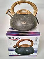 Чайник зі свистком Bohmann BH 9935 3,0 л., фото 1