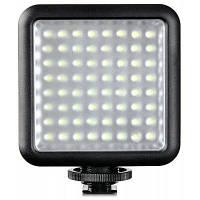 Godox LED64 Компактный диммируемый видеосвет с низким энергопотреблением GL-15527