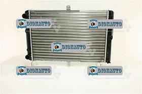 Радиатор охлаждения 2108,2109,21099 алюминиевый AURORA ВАЗ-2108 (2108-1301012)
