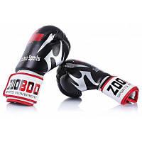 Zooboo пара боксерских перчаток с Z рисунком для тренировок Чёрный